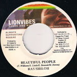 Beautiful People / Wild Fire Dubble Dubbed - Ras Shiloh