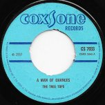 A Man Of Chances / Groovy Kind Of Love - The Three Tops / Hortense Ellis