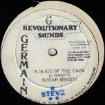A Slice Of The Cake / Unknown - Sugar Minott / Unknown
