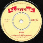 Africa / Part Two - Clancy Eccles And The Dynamites