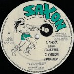 Africa / Ver / Tell Me What You Like   - Frankie Paul