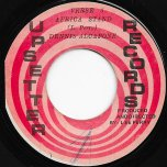 Africa Stand / Verse 6 - Dennis Alcapone / Upsetters