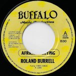 Africa Is Crying / Ver - Roland Burrell
