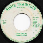 African Girl / Ver - Sammy Dread