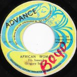 African Woman / Ver - Gregory Isaacs