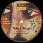 African Drums / Time Dub - Alpha And Omega