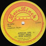 African Girl / Scientist Special - Sammy Dread and Peter Ranking / The Soul Syndicate