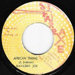 African Thing / African Dub - Ranking Joe