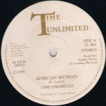 African Woman - Time Unlimited