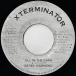 All In The Game / Ver - Beres Hammond
