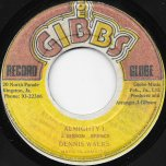 Almighty I / Forgive Them Rasta Ver - Dennis Walks / Mighty Two