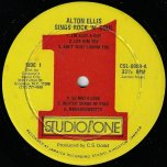 Sings Rock And Soul - Alton Ellis