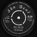 And I Love Her / Do It Right - The Wailers