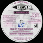 Ark Of The Covenant / Dub Of The Covenant / Give Jah Praise / Dub Praise - Mixman Dub Section