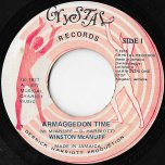 Armaggedon Time / Ver - Winston McAnuff