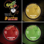 **PRE ORDER - SHIPPING 31 MAY** Tear Drop Riddim - Keety Roots / Junior Roy / Ras Teo / Ashanti Selah