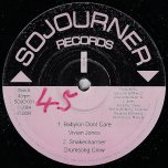 Babylon Dont Care / Snakecharmer / Raw Mix / Dub Charmer - Vivian Jones / Drumsong Crew / Mikey D
