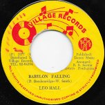 Babylon Falling / Ver - Leo Hall / Conscious Minds