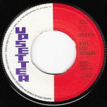 Babylose Burning / To Be A Lover - Maxie Niney And Scratch / Shenley Duffus