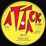 Bad Da / Ad Dab - Gregory Isaacs
