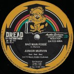 Bad Man Posse / Smokers Posse Ver - Junior Murvin