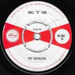 Ball O Fire / Cant Go On - The Skatalites / Linval Spencer