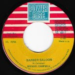 Barber Saloon / Lagga The Barber - Michael Campbell / King Tubby