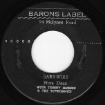 Barb Wire / Calypso Mama - Nora Dean And The Supersonics
