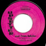 Beat Down Babylon / Ital Ver - Junior Byles / Upsetter