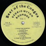 Best Of Congos Vol 1 - Cedric Im Brooks And The Congos