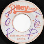 Best Time Of My Life / Out Of Life Dub - Pat Kelly / Hardy Boys