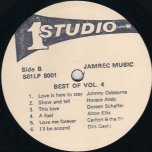 Best Of Studio 1 - Various..Jay Tees...Judah Eskender..Prince Lincoln