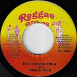 Gideon / Bet U Never Know - Louie Culture / Prince Theo