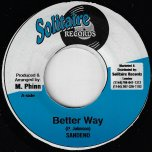 Better Way / Rhythm - Sandeeno / Horseman