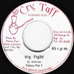 Big Fight / Prince Far I Dub - Prince Far I
