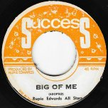 Loves Been Good To Me / Big Of Me - Sonny Wong / Rupie Edwards All Stars