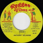 Bingi I / Mark Of The Beast - Anthony Selassie / Donna V