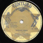 Bionic Man / Bionic Rock - Ansell Collins And The Revolutionaries