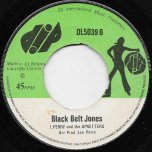 Cutting Razor / Black Belt Jones - The Versatiles / Lee Perry And The Upsetters