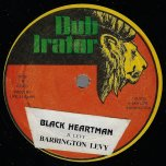 Black Heart Man / Black Roses - Barrington Levy