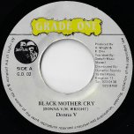 Black Mother Cry / Ver - Donna V