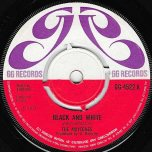 Black And White / Mr Brown - The Maytones / Trevor Brown