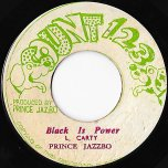 Step Forward Youth / Black Is Power - Prince Jazzbo