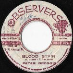 Blood Stain / Foot Drum - Peter Broggs