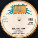 Oh Ah Ah / Bone Yard Skank - Drifting Blenders / Charmers All Stars