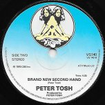Legalize It / Brand New Second Hand - Peter Tosh