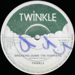 Breaking Down The Barriers/ Dub - Twinkle Brothers