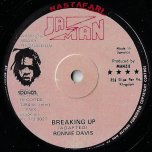 Breaking Up / Part 2 / Dub - Ronnie Davis / Ranking Spanner