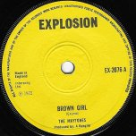 Brown Girl / Half Way Tree Rock - The Maytones / Shorty Perry