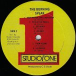The Burning Spear - Burning Spear